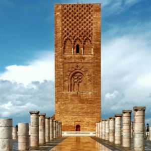 Hassan Tower in Rabat  (Photo Credit:visitrabat.com)