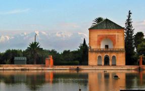 Menara in Marrakech