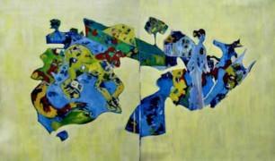 Peintures de Laila Benhalima