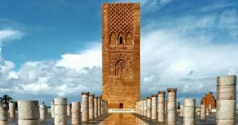 Hassan Tower in Rabat  (Photo Credit:visitrabat.com)
