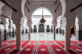 Al Quaraouiyine mosque in Fez