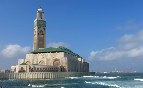 THE HASSAN 2 MOSQUE