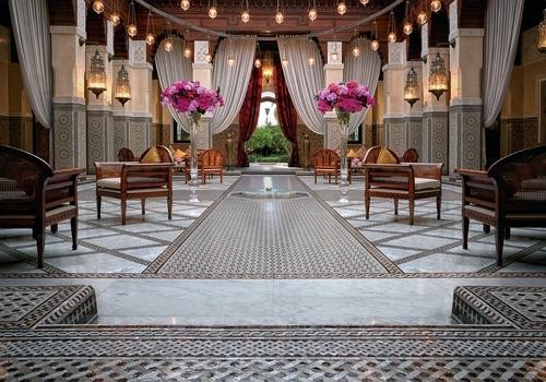 Royal Mansour in Marrakech Wins Best Hotel in The World Award