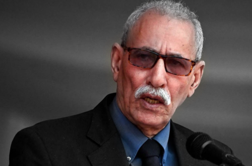 Polisario Front Leader Renewed His Spanish ID in 2016