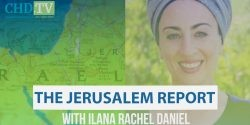 The Jerusalem Report: 'We Are the Lab Rats of the World'