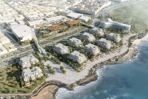 Phase 1 of IMKAN's Le Carrousel in Morocco to be delivered in Q3 2022